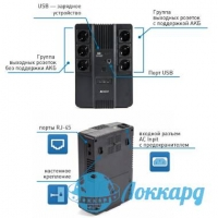 SKAT-UPS 800 AI